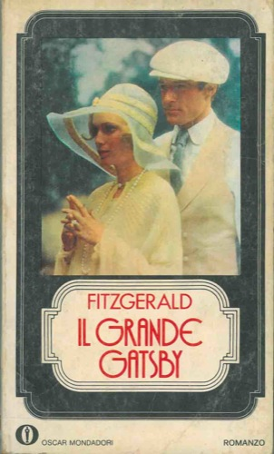Copertina Il grande Gatsby