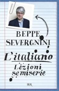 Copertina L'italiano. Lezioni semiserie