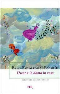 Copertina Oscar e la dama in rosa