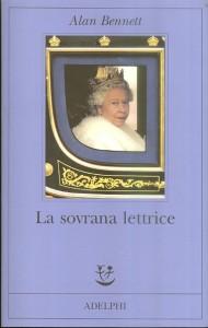 Copertina La sovrana lettrice