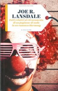 Fatti relativi al ritrovamento di un paginone di nudo in un romanzo Harmony