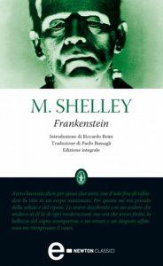 Copertina Frankenstein