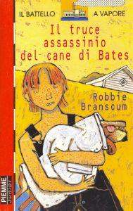 Copertina Il truce assassinio del cane di Bates