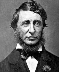 H. D.Thoreau