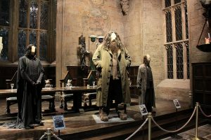 Harry Potter in mostra