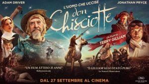 Dal libro al film: Don Chisciotte