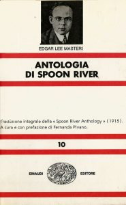 Copertina Antologia di Spoon River