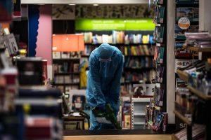 Riapertura librerie