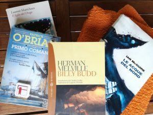 4 romanzi d'avventura per gli amanti del mare