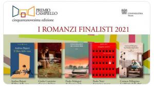 Premio Bagutta e Campiello 2021